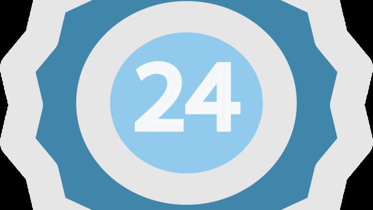 Garantie 24 de luni