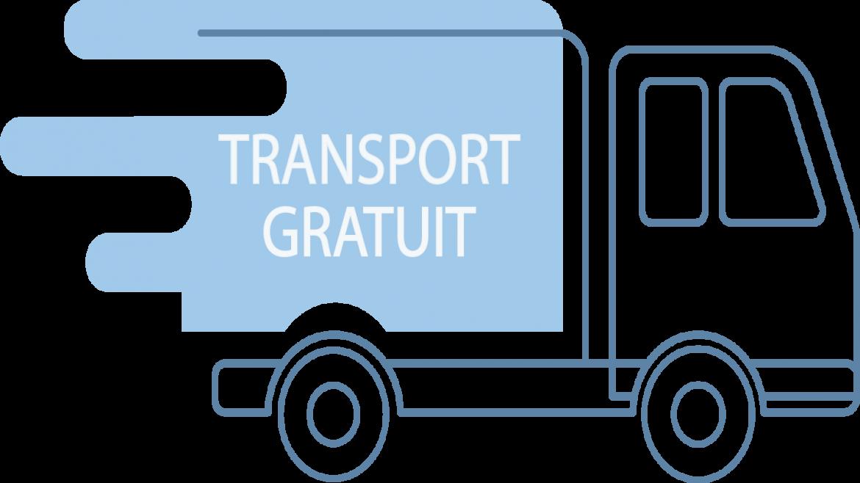 Transport comenzi gratuit